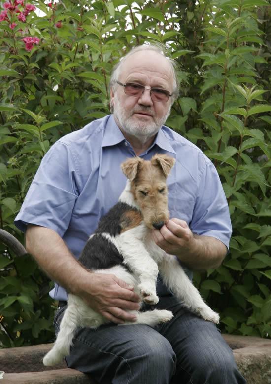 Foxterrier Züchter Herr Haitz